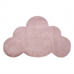 Carpet NEW DOLLY cloud G4387-8 blush pink IMITATION OF RABBIT FUR