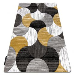 Tapis ALTER Geo coquillages or