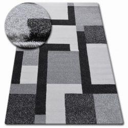 Kulatý koberec SHADOW 8620 bílá