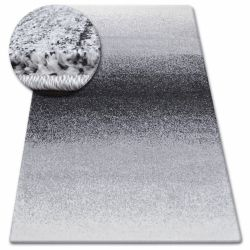 Килим SHADOW 8621 черно/бяло