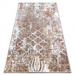Carpet RETRO HE190 beige / white Vintage