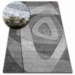 Shadow szőnyeg 8594 fekete / fény szürke