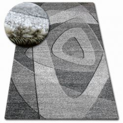 Tappeto SHADOW 8594 nero / chiaro grigio