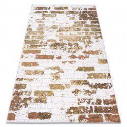 Teppich ACRYL DIZAYN 125/5057 elfenbein / grün