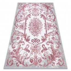 Килим AKRYL USKUP 352 Орнамент рожевий