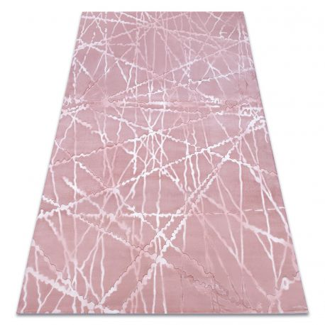Akril USKUP szőnyeg Csillagkép 9487/2371 rózsaszín
