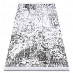 Akril szőnyeg NUANS Konkrét 282/1524 szürke