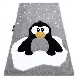 PETIT szőnyeg PENGUIN PINGVIN HÓ szürke