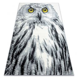 Carpet BCF FLASH 33295150 Owl grey white