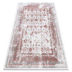 Dywan Vintage 22212061 krem / czerwony klasyczny