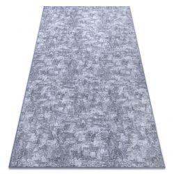 Teppich Teppichboden SOLID grau 90 BETON