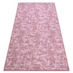 Covor - Mocheta SOLID roz roșu 60 BETON