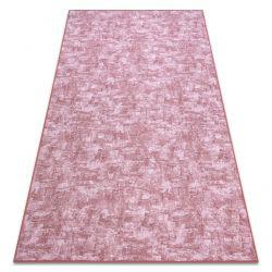 Ковер SOLID красновато-розовый 60 БЕТОН