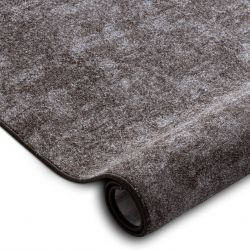 Fitted carpet POZZOLANA brown 40