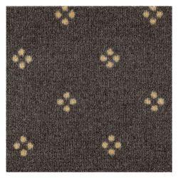 DYWAN - Wykładzina dywanowa CHAMBORD 049 brąz