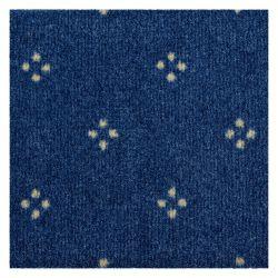 Moquette CHAMBORD 077 bleu