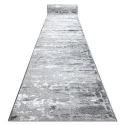 Passatoia Structural MEFE 6184 due livelli di pile grigio scuro