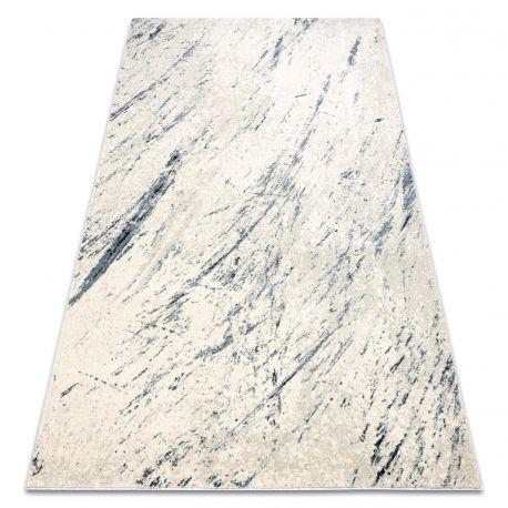 Carpet HENT 78306652 Abstraction modern beige / blue