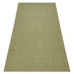 Tappeto SIZAL FLAT 48637041 verde