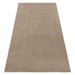 Modern washing carpet LATIO 71351050 beige