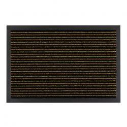 Придверний килим прорезинений TANGO żółta