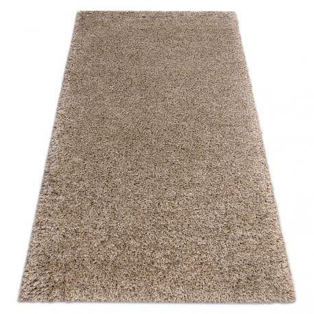 Teppich SUPREME 51201055 shaggy 5cm braun