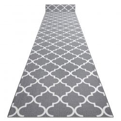 Runner anti-slip TRELLIS grey 30352