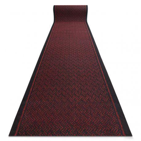 CORDOBA 3086 Коврик противоскользящий, внешний, внутренний, резина красный 80 cm