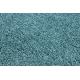 Dywan SOFFI shaggy 5cm niebieski