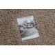 Carpet SOFFI shaggy 5cm beige