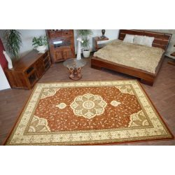 Carpet ANATOLIA AGY design 5328 brown