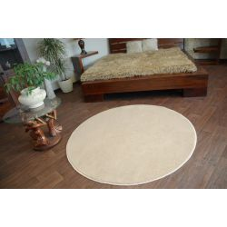 Carpet circle ULTRA beige