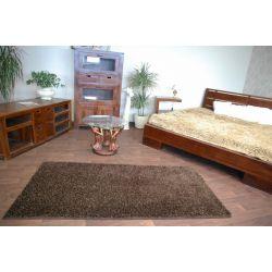 Shaggy szőnyegpadló carnival barna
