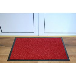 Doormat GOLDTWIST red
