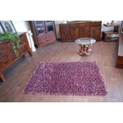 Килим SHAGGY BRILLIANT 020 фіолетовий