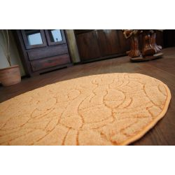 Carpet circle KOS 80 apricot