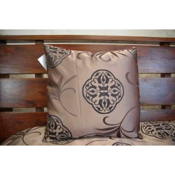 Pillow FLORYDA brown / black