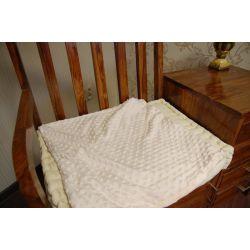 Pillowcase BUBBLES beige
