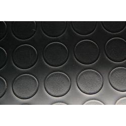 Vinyl flooring PCV SPIRIT 100 5812012 PASTILLES II black