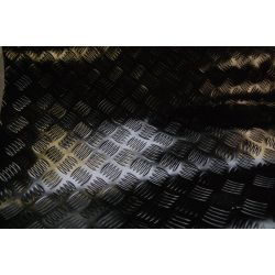 Geschäumter PVC-Bodenbelag SPIRIT 100 5813006 CLIPS black