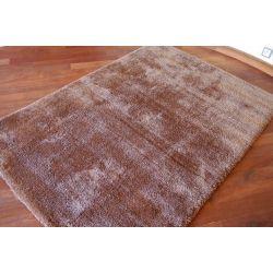 Teppich MICROFIBRA SHAGGY braun