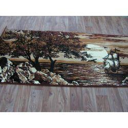 Carpet TAPESTRY - SAILBOAT