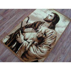 Dywan MAKATA - JEZUS Z BARANKIEM