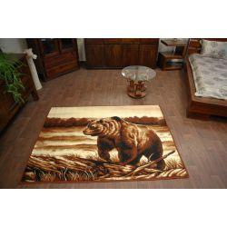 Carpet TAPESTRY - NIEDŹWIEDŹ beige