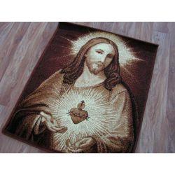 Teppich WANDTEPPICH - SERCE JEZUSA