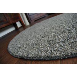 Carpet circle XANADU 166 gray
