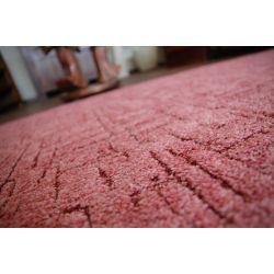 Fitted carpet KASBAR 382 maroon
