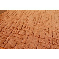Fitted carpet KASBAR 881 red