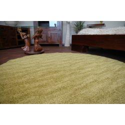 Teppich kreis NEW WAVES grun