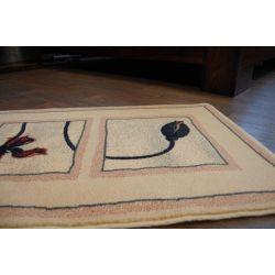Teppich IRYS sand